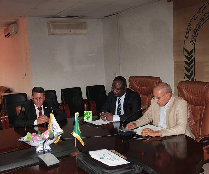 1er atelier sur l op rationnalit du centre d appui la for Chambre de commerce mauritanie