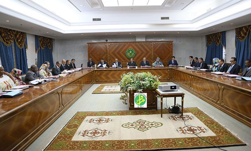 Communiqué du conseil des ministres du jeudi 14 mai 2015